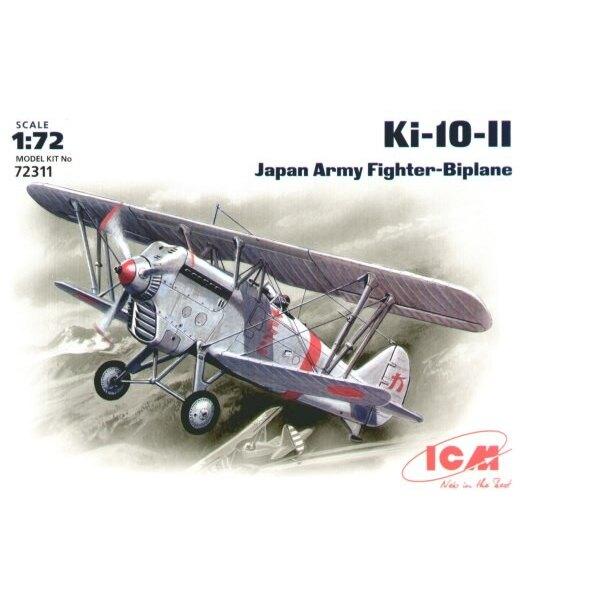 Kawasaki Ki-10 II
