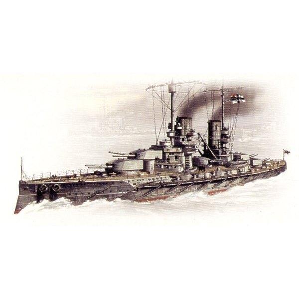 Grosser Kurfurst 1.WK deutsches Schlachtschiff