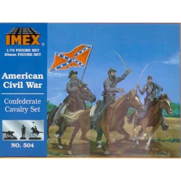 Südstaatlerische Kavallerie (amerikanischer Bürgerkrieg) (ACW)