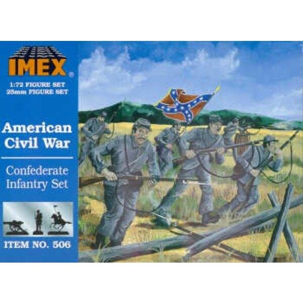 Südstaatlerische Infanterie (amerikanischer Bürgerkrieg) (ACW)