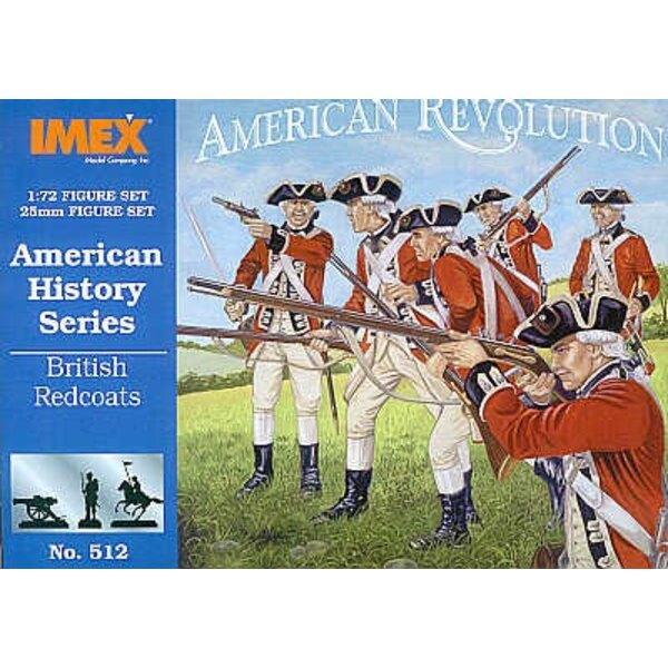 Amerikanische Revolutionsbriten