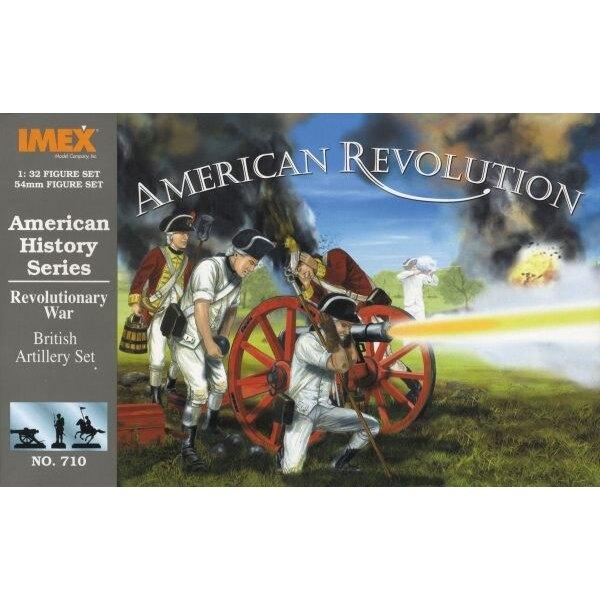 Britische Infanterie-Amerikaner- Amerikanische Revolution