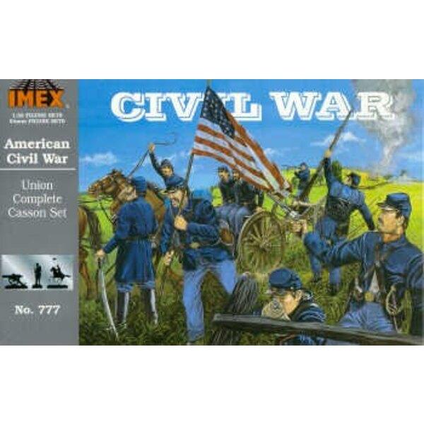 Vereinigung ganzer casson (amerikanischer Bürgerkrieg) (ACW)
