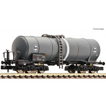 """Kesselwagen """"EVA"""" an die DB vermietet Roco-Fleischmann 881222"""