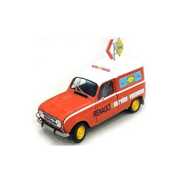 R4 Renault Service Van
