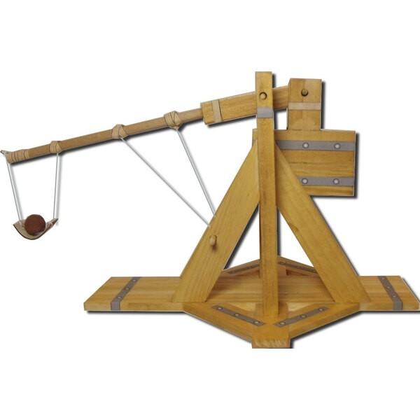 Einfaches Holz-Trebuchet-Modell