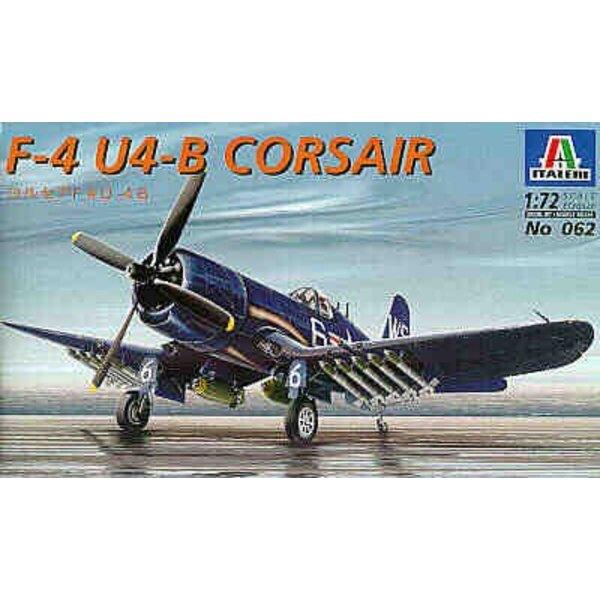 Vought F4U-4b Corsair