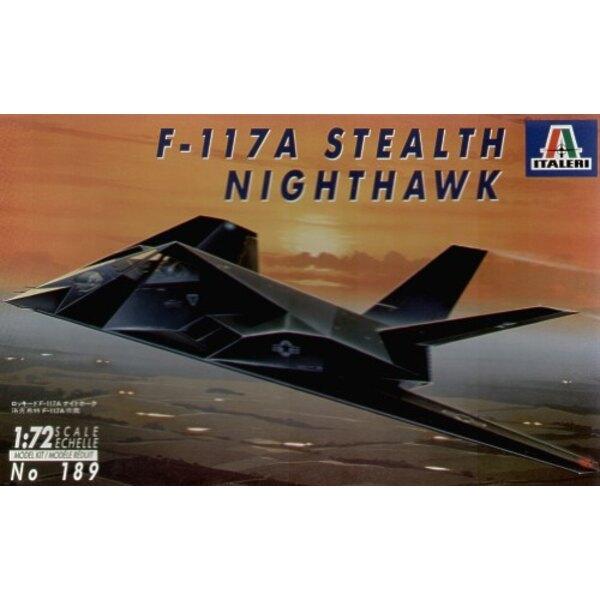 Lockheed F-117A Stealth