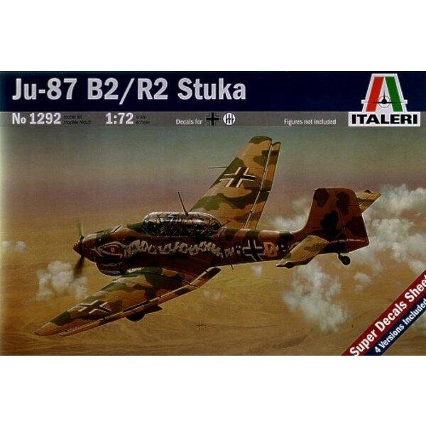 Junkers Ju 87B-2/R-2 Stuka