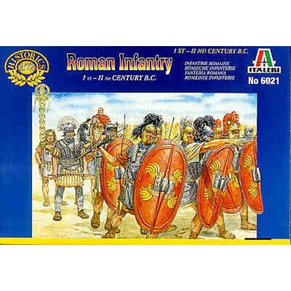 Römische Infanterie
