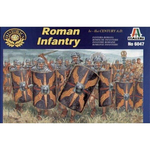 Römische Infanterie von Julius Ceasers