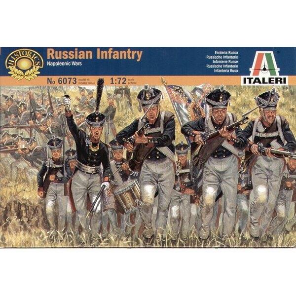 Russische Infanterie Napoleonische Kriege