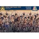 napoleonische kriege - britische leichte kavallerie 1815