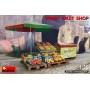 Straßenobstladen / Stand / Stand Mini Art MT35612