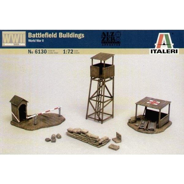 Schlachtfeld-Gebäude