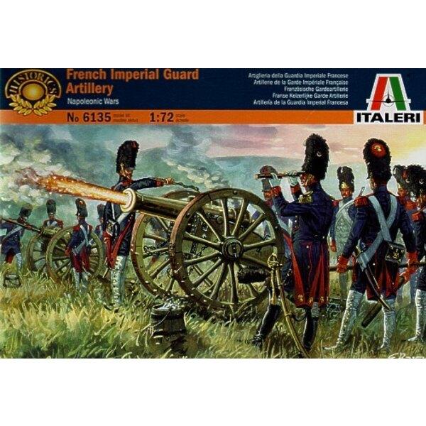 Französische Reichs Garde - Artillerie