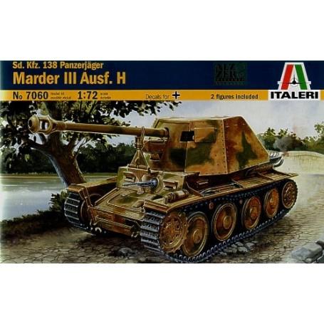 Sd. Kfz.138 Panzerjager Marder III Ausf. H