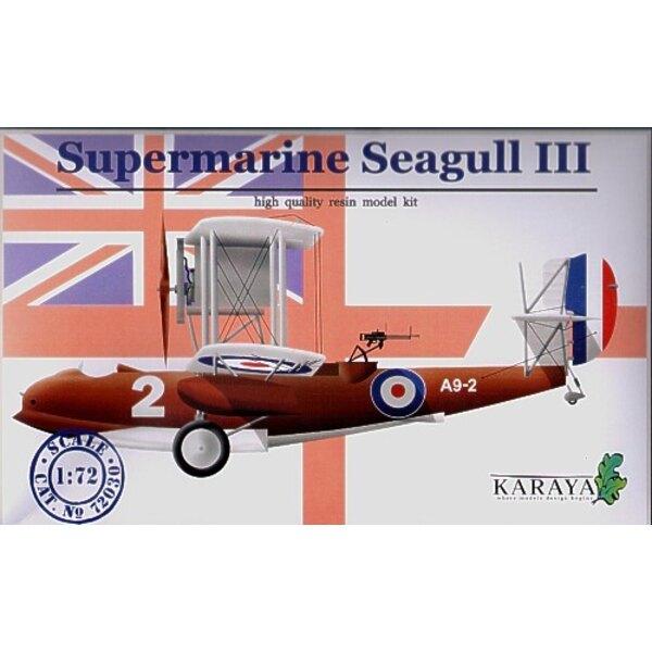 Supermarine Seagull III RAAF Abziehbilder