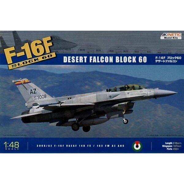 Lockheed Martin F-16F Fighting Falcon Wüste Falken Block 60. Abziehbilder Luftwaffe von Vereinigten Arabischen Emiraten