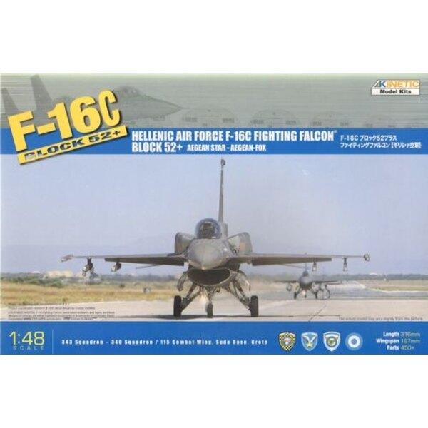 Lockheed Martin F-16C Block 52 hellenische (griechische) Luftwaffe