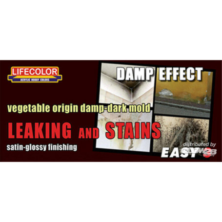 Leaking and stains vegetable origin damp LIFECOLOR 2920412