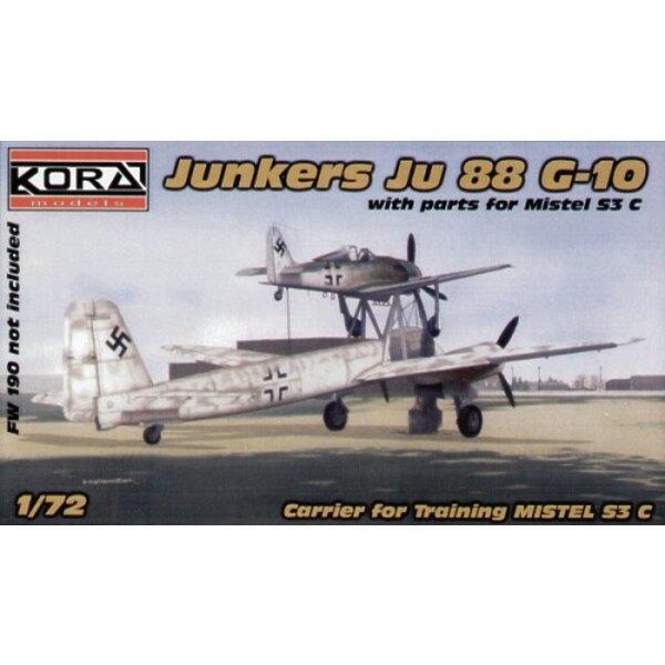 Junkers Ju 88G-10 Mistel S3C