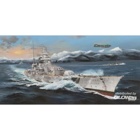 Deutsches Scharnhorst Schlachtschiff