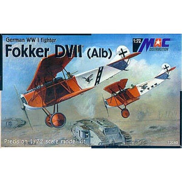 Fokker D.VII (Albe)