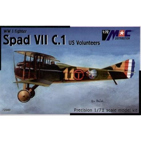 Spad VII C.1 Freiwillige von US
