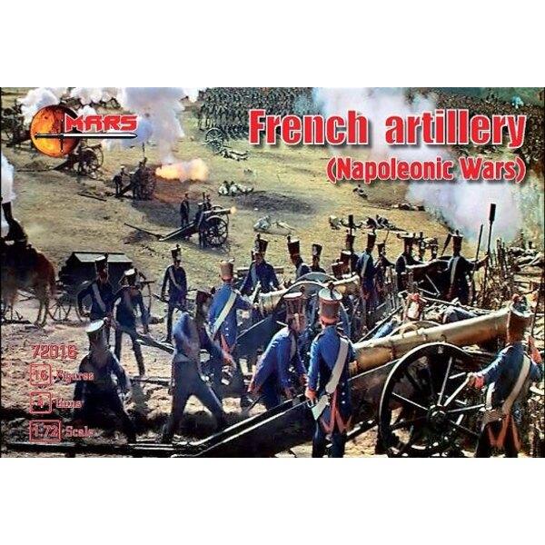 Französische Artillerie Napoleonische Kriege