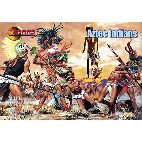 Aztekische Krieger