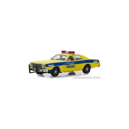PLYMOUTH FURY PORT BEHÖRDE VON NEW YORK & NEW JERSEY POLICE 1977 GREENLIGHT GREEN86568
