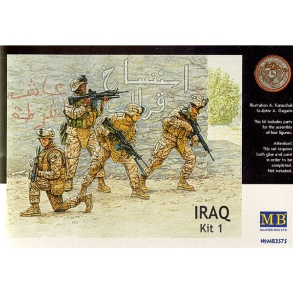 Irak Set 1 US Marines