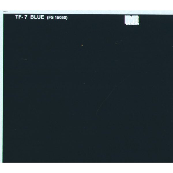 Dark Blue (trimfilm) if you cannot see the colour that you want and trimfilm can be painted