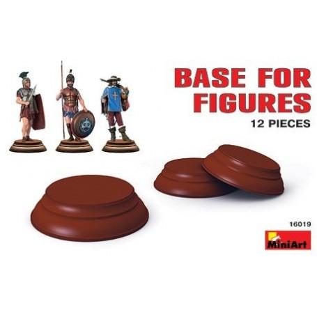 1:16 Basen für Figuren x 12