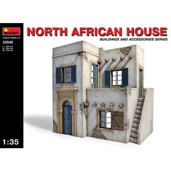 Afrikanisches Nordhaus
