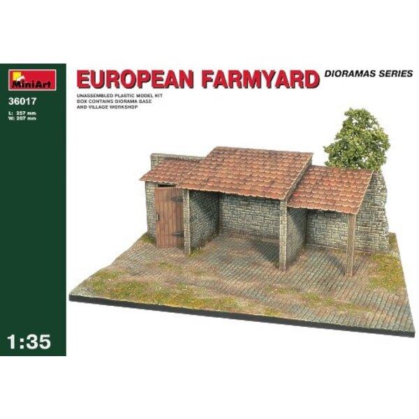 Europäisches Hof-Diorama
