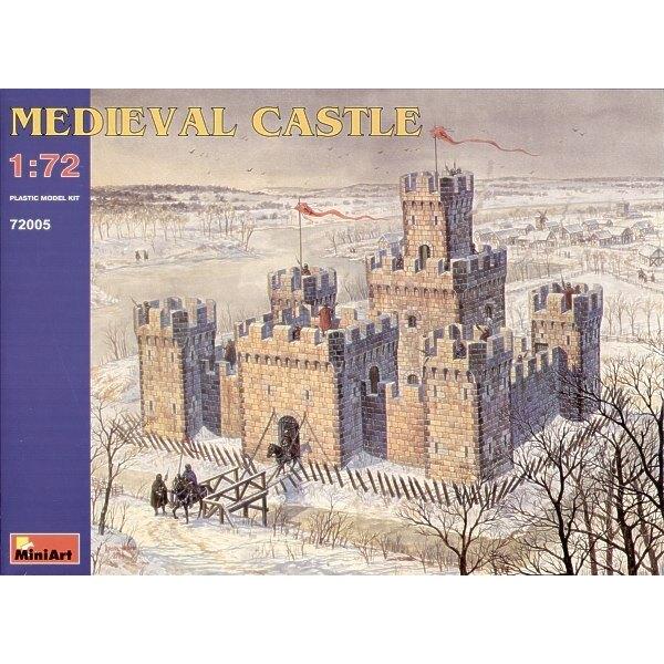Mittelalterisches Schloss