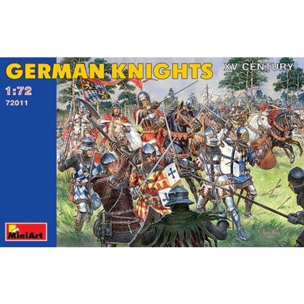 Deutsches Ritter von Jahrhunderts XV