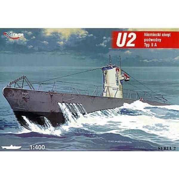 U-Boot U2 typ IIA (Unterseeboote)