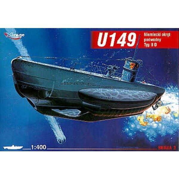 U-Boot U149 typ IID (Unterseeboote)