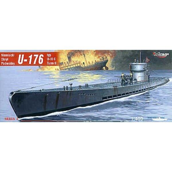 U-Bootstyp U-176 IXC (Unterseeboote)