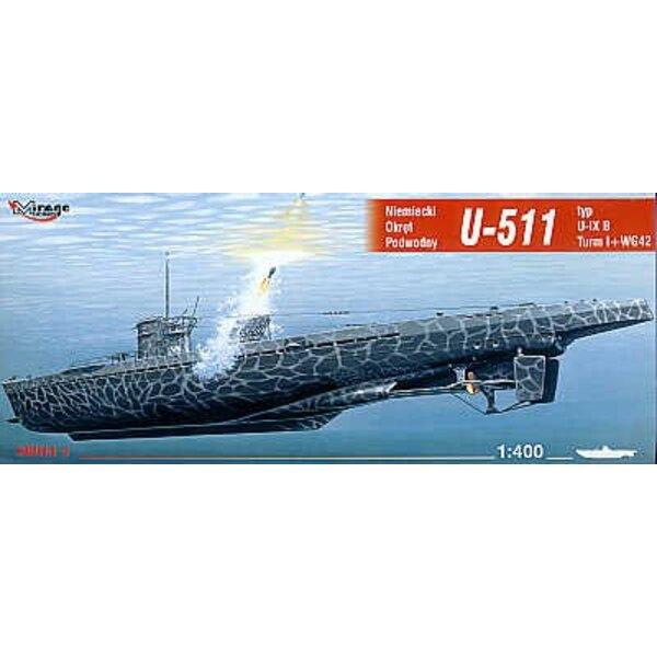 U-Bootstyp U-511 IXB (Unterseeboote)