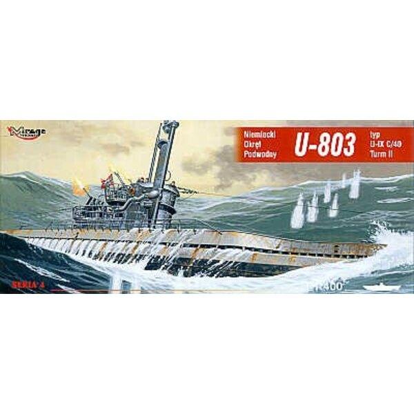 U-Bootstyp U-803 IXC/40 (Unterseeboote)