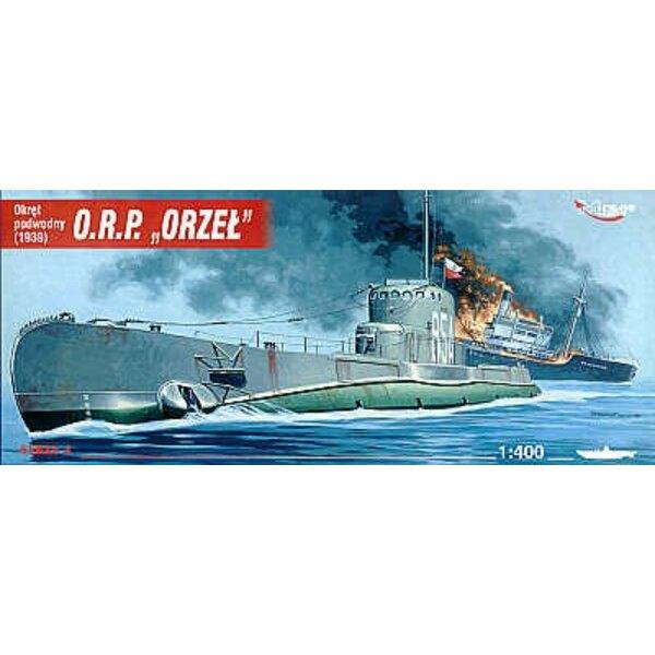 ORP Orzel (Unterseeboote)
