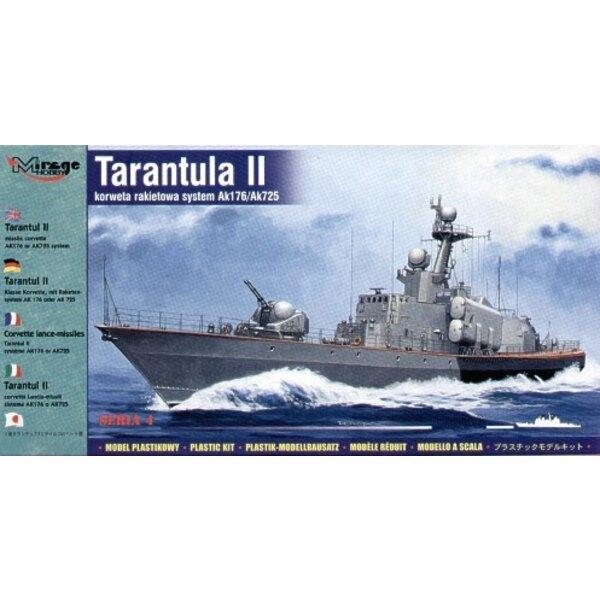 Tarantul II Missile Korvette