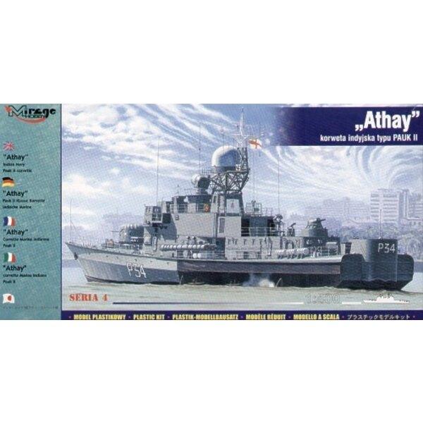 ATHAY Inder-Marine PAUK II Korvette