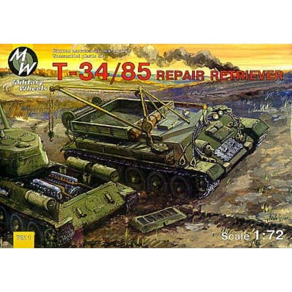 T-34/85 Wiederherstellungspanzer
