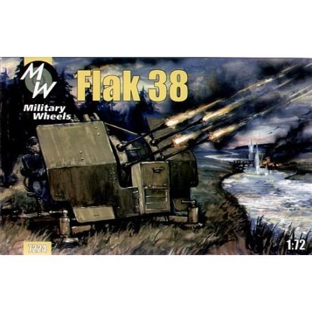 Deutscher Flak 38