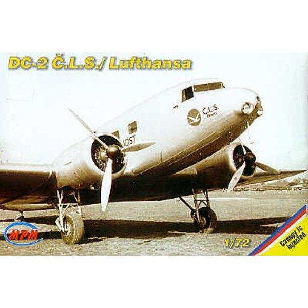 Douglas DC-2 C.L.S. (Tschechoslowakische Fluggesellschaft 1938 und Lufthansa AAIB 1939